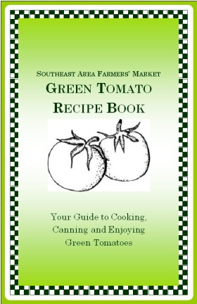 Green Tomato Recipe Book