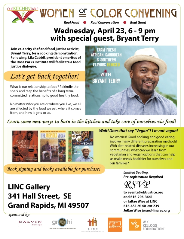 BRYANT TERRY 2014 FLYER