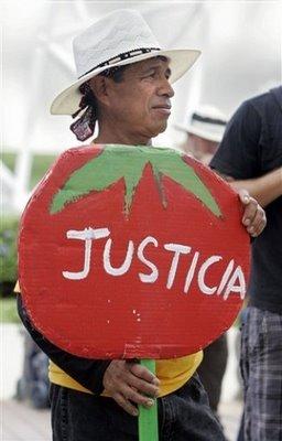 tomato justice