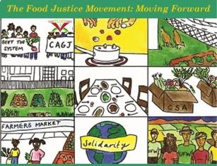 Food Justice class logo