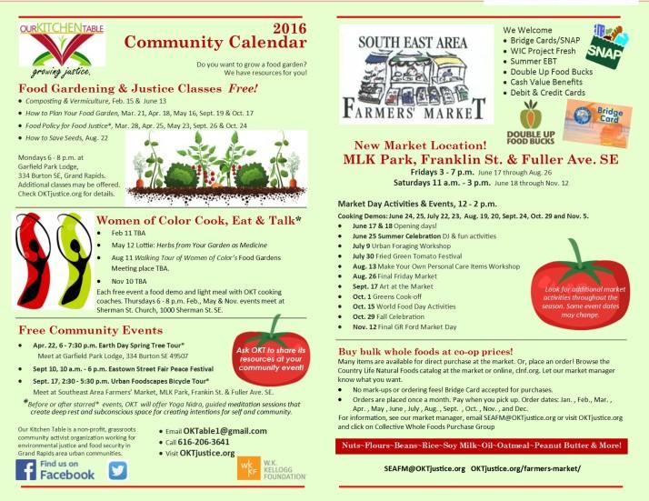 Community Calendar 2016 online 12 1