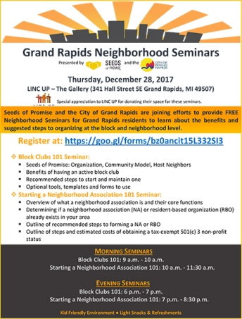 GR Neighborhood Seminars FlyerWEB