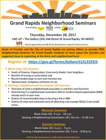 GR Neighborhood Seminars FlyerWEB